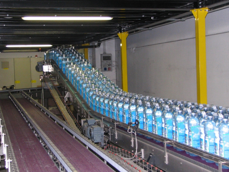 Packs conveyors
